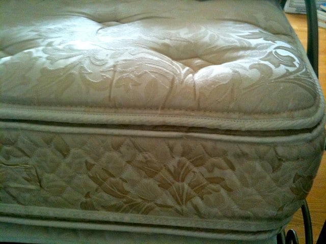 fixing the sagging mattress issue